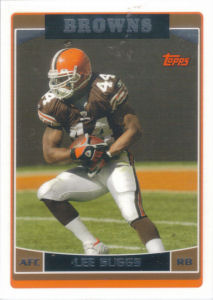 Lee Suggs 2006 Topps #9 football card